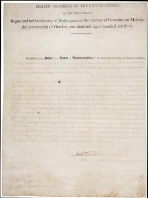 1804 - Amendment 12: Election of President and Vice President › Page 1 - Fold3.com